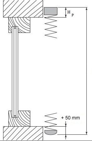 auf wand deckenmontage hoehenberechnung 1